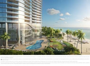 The Ritz-Carlton Residences, Sunny Isles Beach - 04 Sunrise Pool