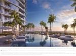 The Ritz-Carlton Residences, Sunny Isles Beach - 08 Sunset Pool
