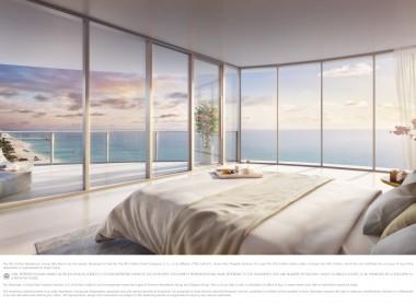 The Ritz-Carlton Residences, Sunny Isles Beach - 17 North Unit Master Bedroom