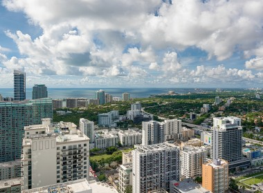 Brickell City Centre - Penthouse View