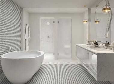 Elysee - Master Bathroom
