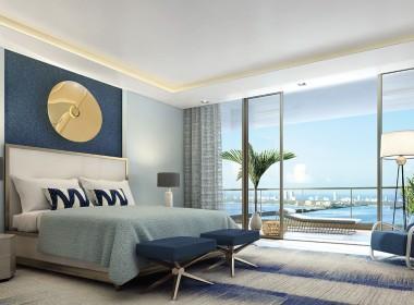 Elysee - Master Bedroom