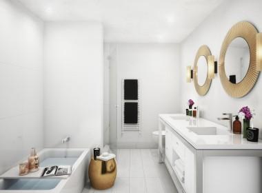 Bath minimal