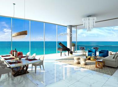 Toscana Living Room